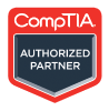 Comptia Authorized Partner Logo